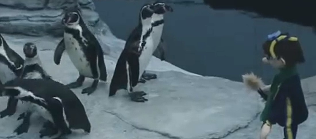 Jacquesunddie Pinguine