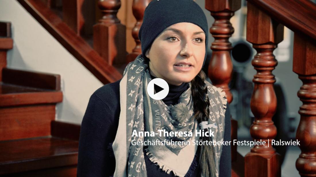 52 Gesichter der Insel Rügen. Anna-Theresa Hick #5of52