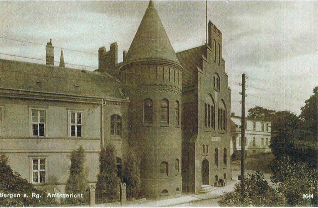2. Gericht um 1930