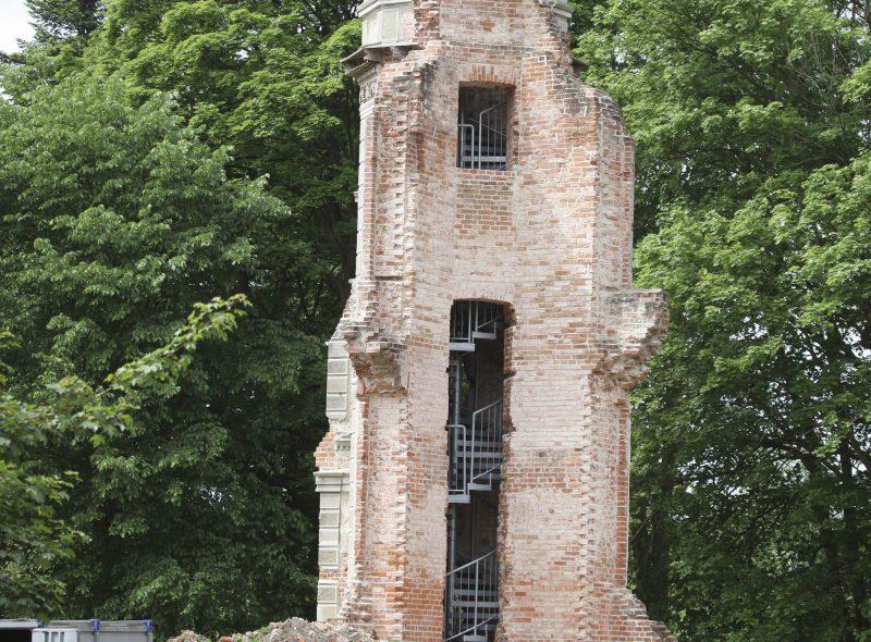 Der Schlosspark Pansevitz – Ein Ort der Entspannung