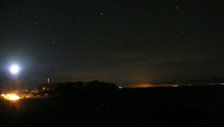 Von Lichtzeichen und Sternenfängern