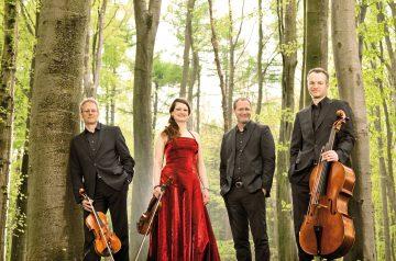 Interview mit dem Fauré Quartett