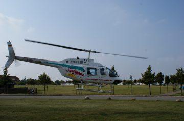 Rügen per Helikopter – live oder virtuell