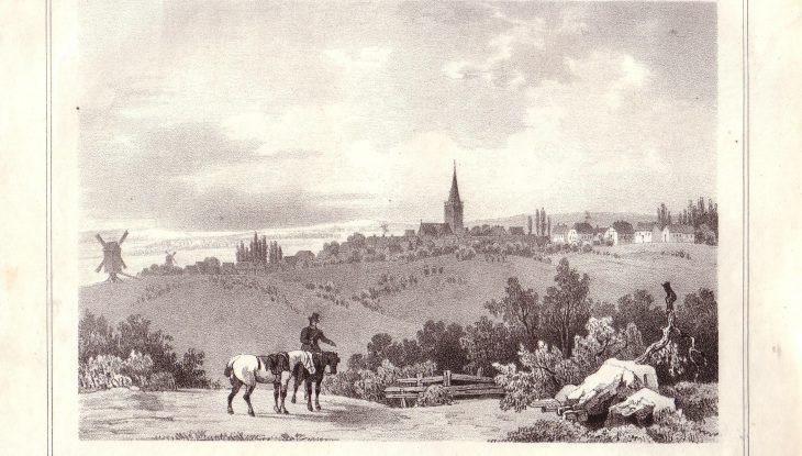 Das Bürgerbuch der Stadt Bergen auf Rügen von 1613 – 1814 (Teil I)