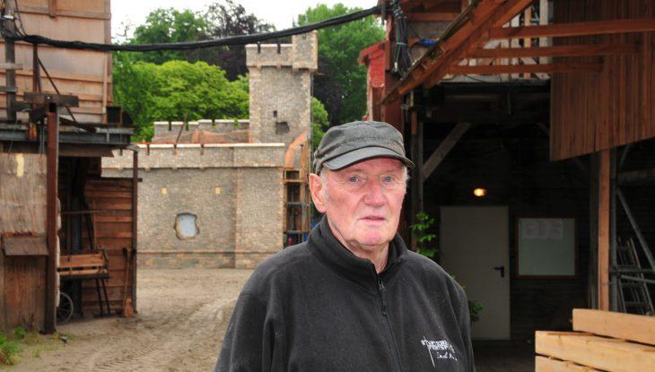 Ein weiterer Blick hinter die Kulissen der Störtebeker-Festspiele