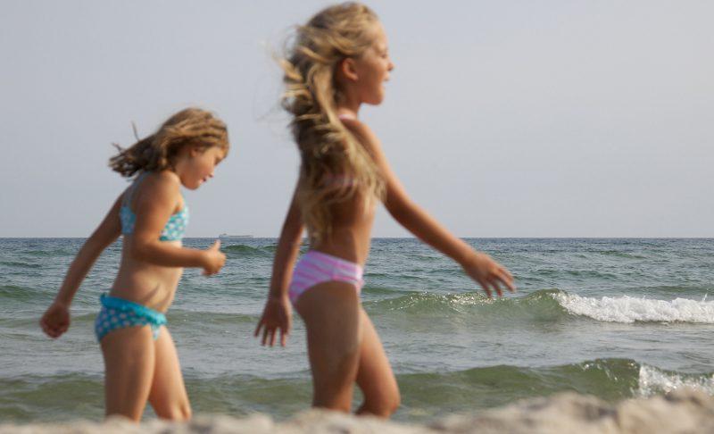 Eine Badewanne namens Ostsee – Der perfekte Strandtag