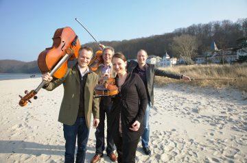 Musikalische Insel Rügen: Festspiele Mecklenburg-Vorpommern mit Konzerten auf Deutschlands größter Insel