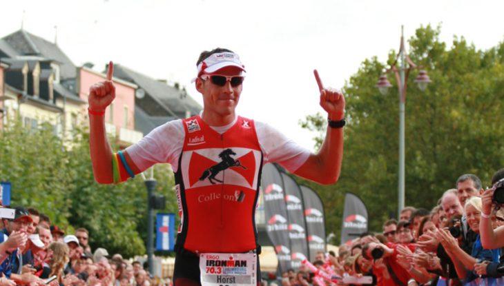 Top-Athleten aus 34 Nationen beim Strandräuber IRONMAN 70.3 Rügen in Binz