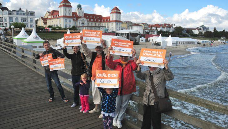 """Die Tourismuszentrale Rügen ist mittendrin statt """"nur"""" dabei"""
