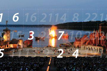 Adventskalender 7. Dezember 2014: Störtebeker Festspiele als Geschenk-Tipp