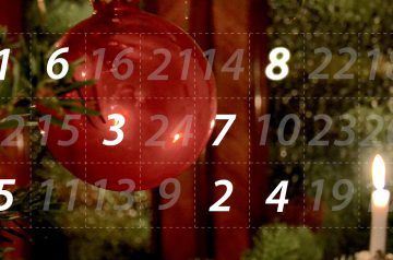 Adventskalender 8. Dezember 2014: Kleines Kerzen-Einmaleins