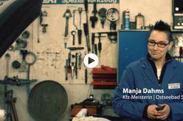 52 Gesichter der Insel Rügen: Manja Dahms #7of52