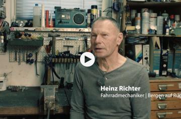 52 Gesichter der Insel Rügen: Heinz Richter #9of52
