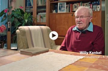 52 Gesichter der Insel Rügen: Willy Kankel #13of52
