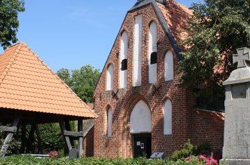 Ausflug zur St. Marien Kirche in Waase auf der Halbinsel Ummanz