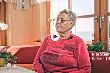 52 Gesichter der Insel Rügen: Rita Stahnke #16of52