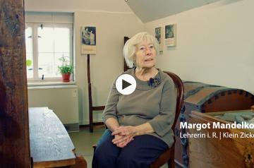 52 Gesichter der Insel Rügen: Margot Mandelkow #22of52