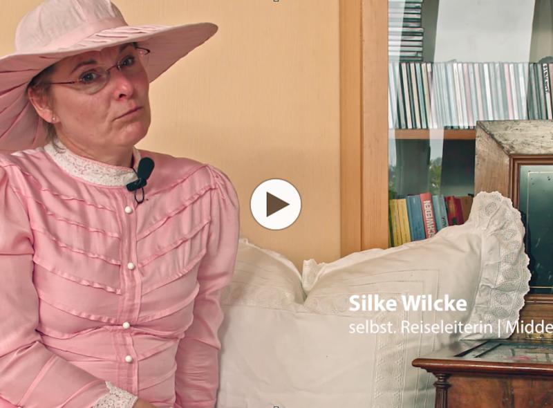 52 Gesichter der Insel Rügen: Silke Wilcke #20of52