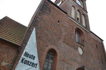 Konzertsommer in Rügens Kirchen – take me to church