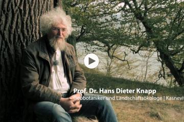 52 Gesichter der Insel Rügen: Prof. Dr. Hans Dieter Knapp #48of52