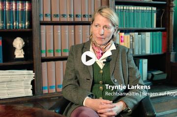52 Gesichter der Insel Rügen: Tryntje Larkens #47of52