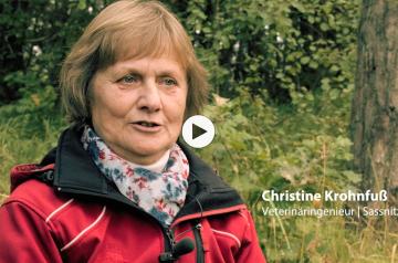 52 Gesichter der Insel Rügen: Christine Krohnfuß #50of52