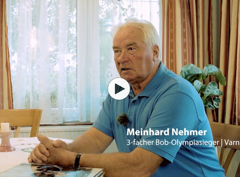 52 Gesichter der Insel Rügen: Meinhard Nehmer #51of52