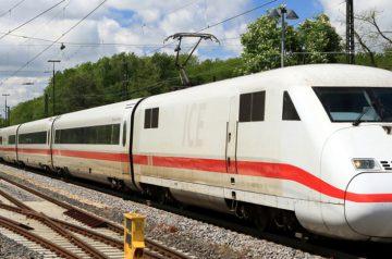 Zügig von Zürich nach Rügen