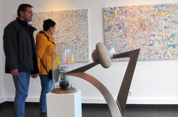 Aller guten Dinge sind drei: Kulturelle Kostbarkeiten in den Putbuser Galerien (Teil 3 von 3)
