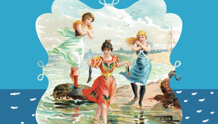 """Sellin, die """"Perle der Insel Rügen"""", feiert 150 Jahre Badeleben"""
