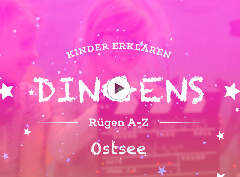 """""""Dingens – Rügen von A bis Z"""": O wie Ostsee"""