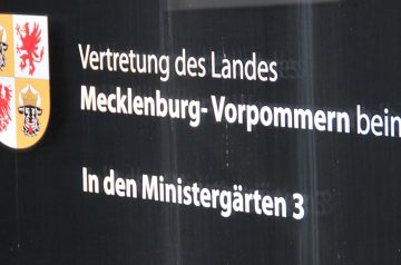 """Wanderausstellung """"52 Gesichter der Insel Rügen"""" in der Landesvertretung von MV in Berlin"""