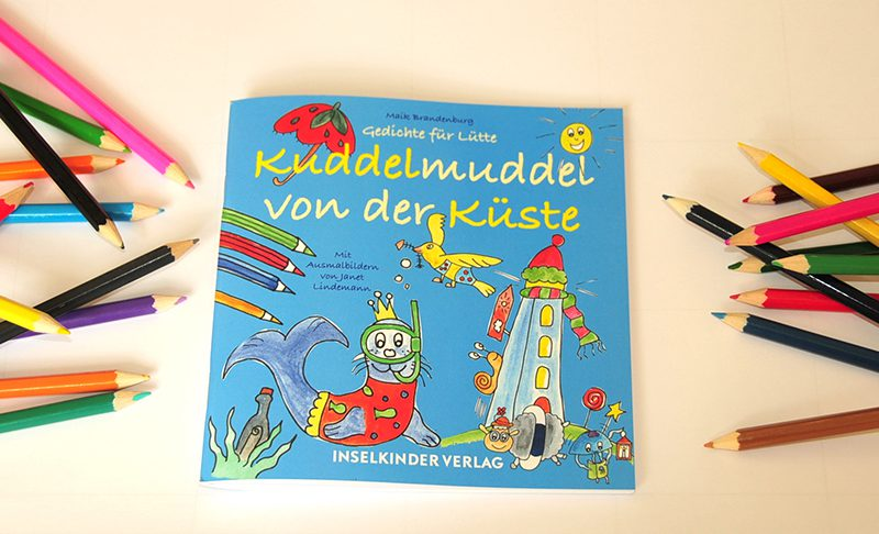 Gedichte für Lütte: Kuddelmuddel von der Küste
