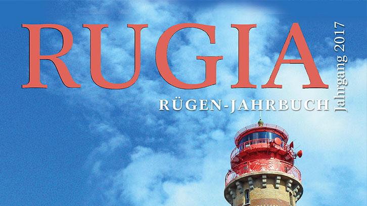 RUGIA Rügen-Jahrbuch 2017