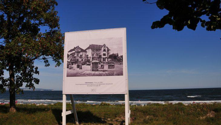 Wo ´ne Villa ist, ist auch ein Weg: Rügen im Monat der Bäderarchitektur