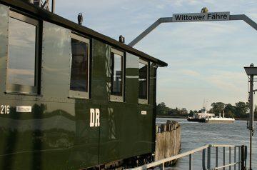"""Erinnerungen an die große Zeit der Rügenschen Kleinbahnen: Jubiläum """"120 Jahre Wittower Fähre"""""""