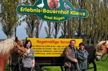 """Insulaner sind zum 8. Mal """"Beliebtester Ferienhof Mecklenburg-Vorpommerns"""""""
