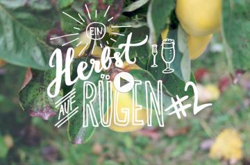 Ein Herbst auf Rügen. #1 Genussherbst
