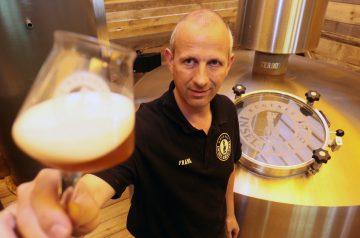Ein Prosit auf die Insel-Brauerei