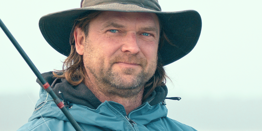 Sportfreunde Rügen: Angler Lars