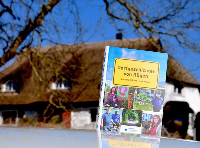 """Schön geschrieben, schon gelesen: """"Dorfgeschichten von Rügen"""""""