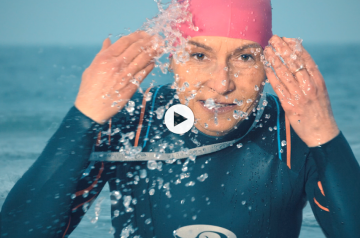 Sportfreunde Rügen – Schwimmerin Irene