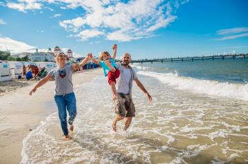 Familienurlaub mit Tim und Tine