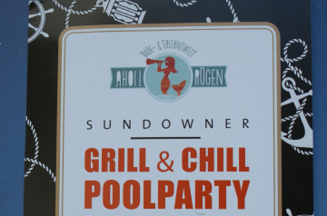 Poolpartys im AHOI Rügen für die ganze Familie