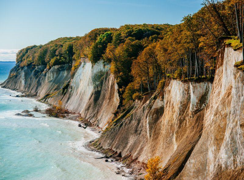 Ein perfekter Herbsttag auf Rügen