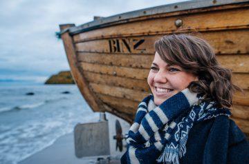 Strandspaziergänge im Winter: Wellness für Körper und Seele