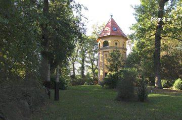 Wasserturm Putbus: Märchenhaft übernachten auf Rügen