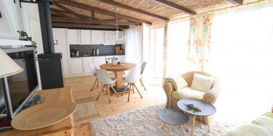 Ostseele Wohnzimmer