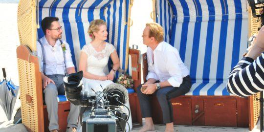 Dreharbeiten Sommer wars Hochzeit HVO