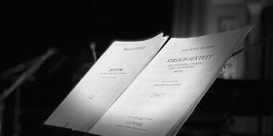 Konzert beim Festspielfruehling Ruegen